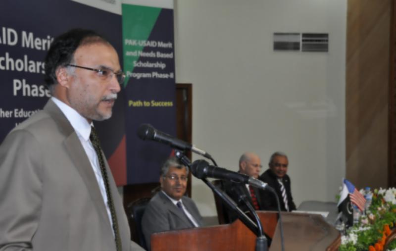 PDM، Ahsan Iqbal, PML-N