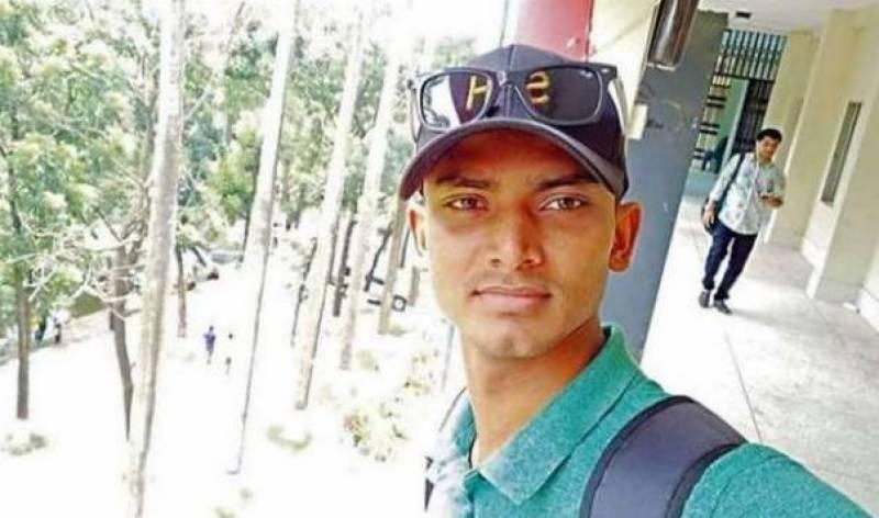 Bangladeshi player commits suicide