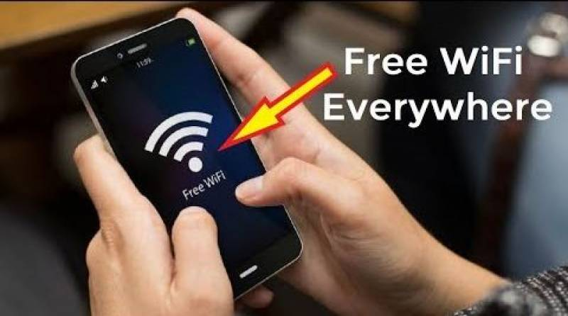 Free Wi-Fi service in thousands of locations in Saudi Arabia