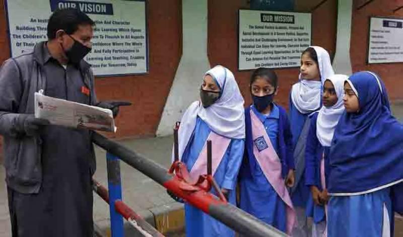 تعلیمی اداروں کو 24 نومبر سے 31 جنوری تک بند کرنے کی تجویز، ذرائع