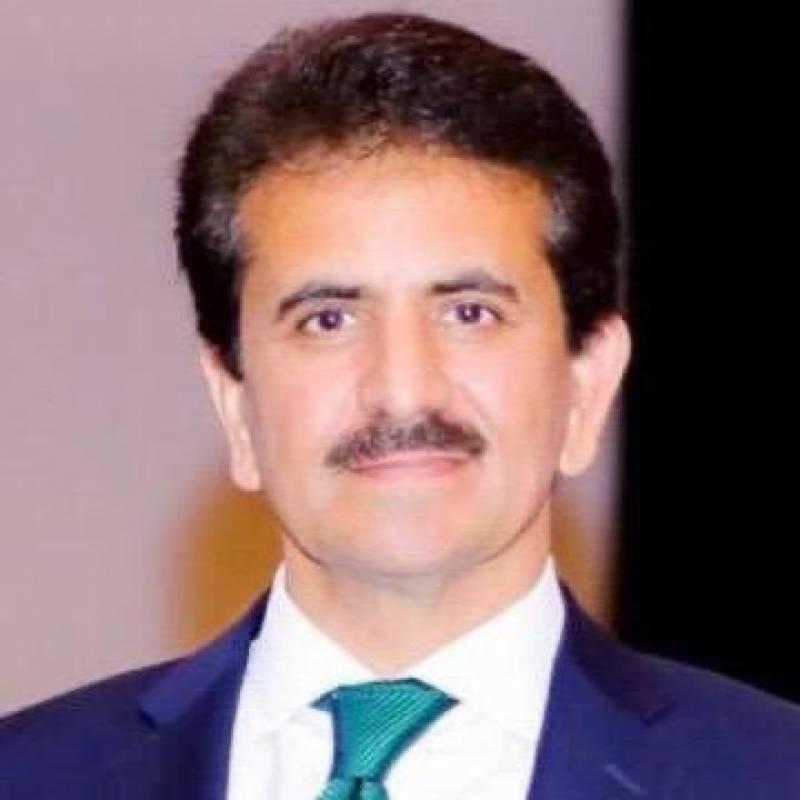 Zahid Hafeez Chaudhri