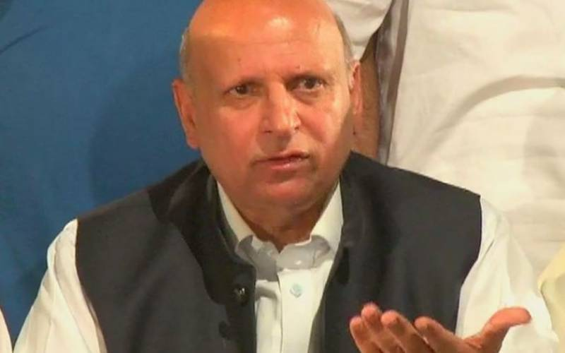 Kashmir,Governor of Punjab, Pakistan ,Speech for Kashmiri's,Ch Sarwar
