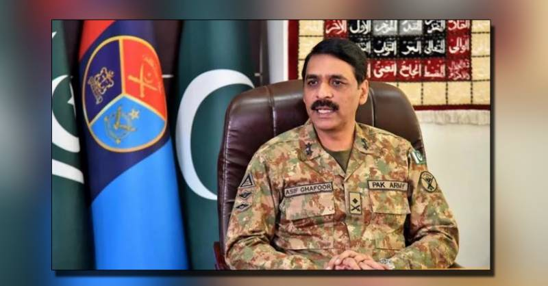 Promotion of 6 Major Generals including Asif Ghafoor to the rank of Lieutenant General