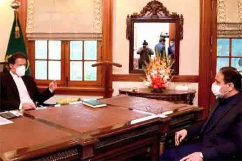 Paistan,PM,Imran khan,Usman buzdar,Pti