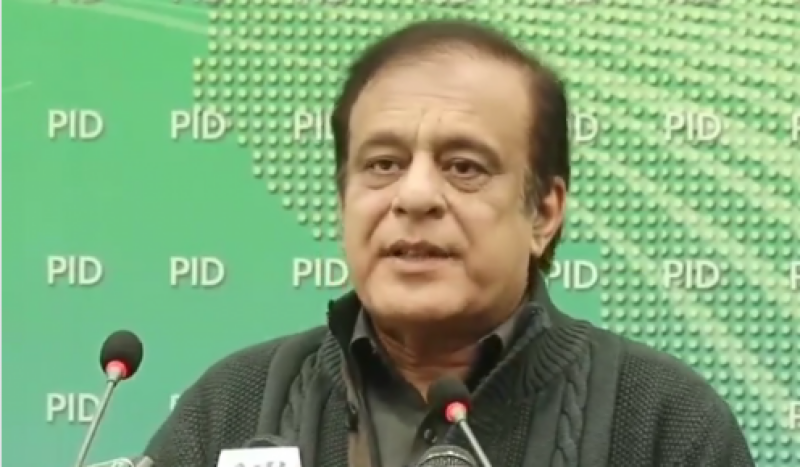 The Prime Minister has no personal mission, he wants the country to prosper: Shibli Faraz