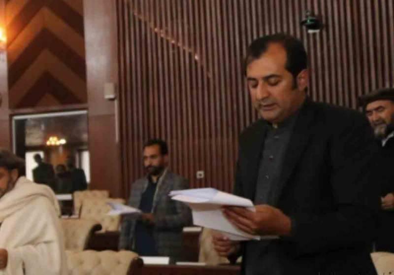 خالد خورشید وزیراعلیٰ گلگت بلتستان منتخب