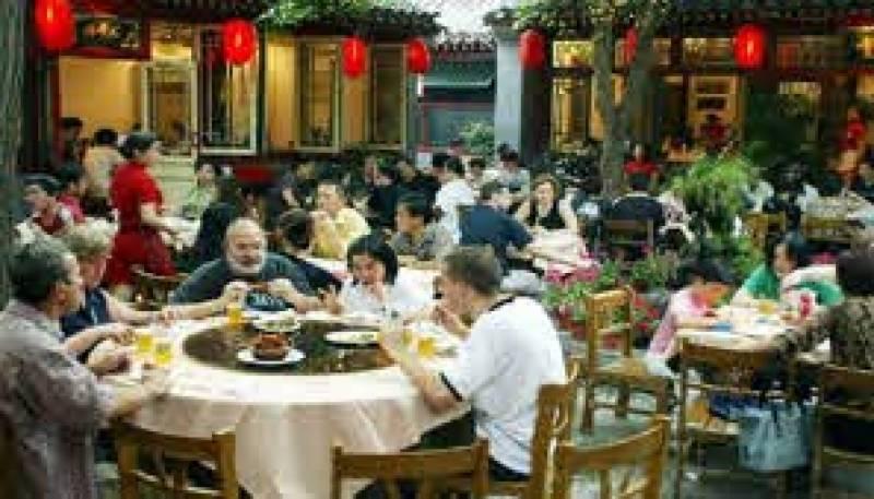 کورونا کی دوسری لہر ،ہوٹلوں ریسٹورنٹس کے اندر کھانا کھانے پر پابندی