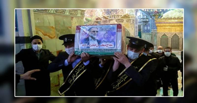 ایران نے محسن فخری زداہ کے قتل میں ملوث شخص کو گرفتار کرنے کا دعویٰ کردیا