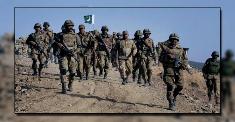 بھارتی جارحیت کا خطرہ، پاک فوج ہائی الرٹ