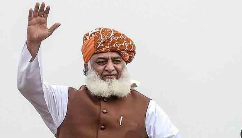 استعفے کب دینے ہیں فیصلہ اگلے لائحہ عمل میں طے کریں گے، مولانا فضل الرحمان