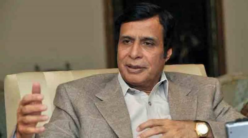 اسپیکر پنجاب اسمبلی , چودھری پرویز الہیٰ, استعف