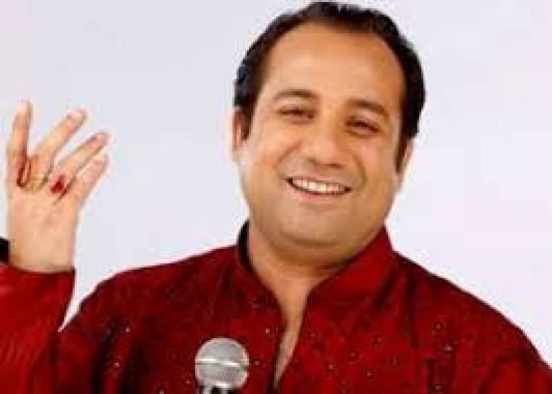 گلوکار راحت فتح علی خان 46 برس کے ہوگئے