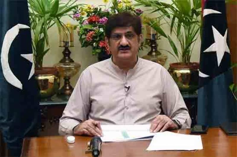 جس دن قیادت کا حکم آیا استعفے دے دیں گے، وزیر اعلی سندھ