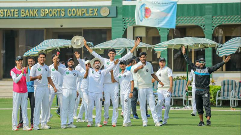Quaid-e-Azam Trophy First XI, Khyber Pakhtunkhwa defeated Sindh and Southern Punjab defeated Balochistan