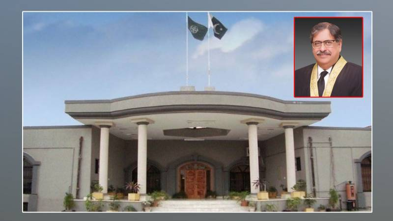 The state has completely failed to fulfill its responsibility: Chief Justice Islamabad High Court