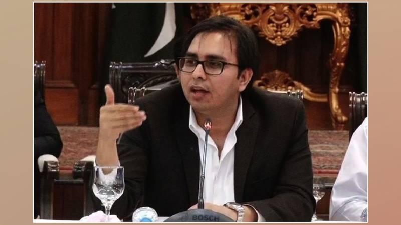 فضل الرحمان نے پشتونوں کیلئے غلط الفاظ استعمال کیے :شہباز گل