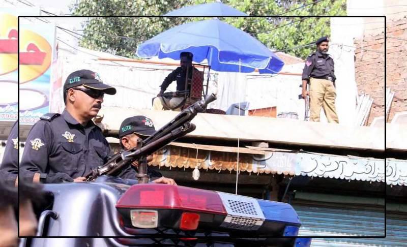 سانحہ اے پی ایس، پشاور میں ہائی الرٹ