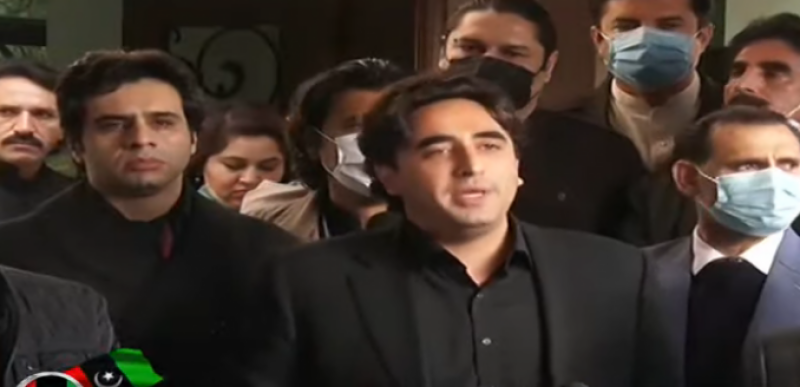 Imran Khan will have to resign by January 31: Bilawal Bhutto Zardari