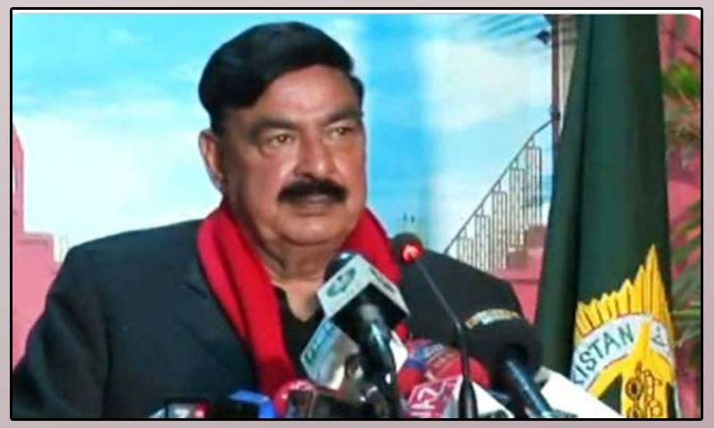 The talk of resignations is not just a product of Phaljhari, PPP Gate No. 4, Sheikh Rashid