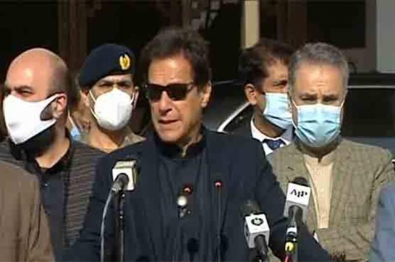سینیٹ الیکشن وقت سے پہلے کروائیں گے، وزیراعظم عمران خان
