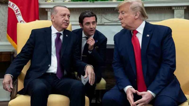 امریکا سے تعلقات معمول پر لانے کیلئے ترکی کا پاکستانی ماڈل اپنانے کا فیصلہ
