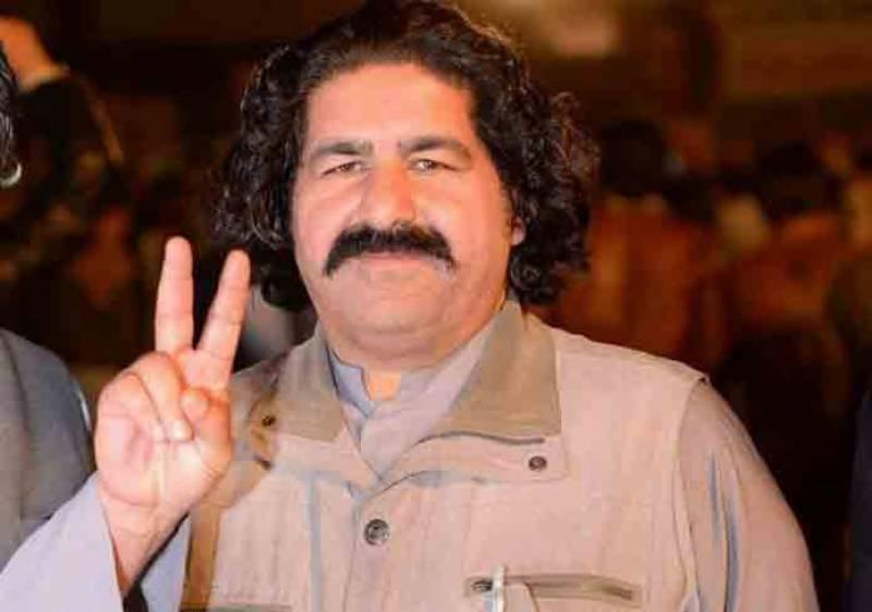 رکن قومی اسمبلی علی وزیر کو پولیس نے گرفتار کر لیا