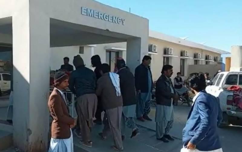 بلوچستان کے علاقے پنجگور میں فائرنگ 5 افراد ہلاک ،لیویز ذرائع