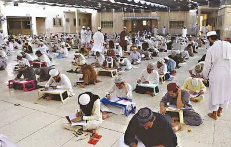 کراچی میں مدارس میں تعلیمی سلسلہ روک دیا گیا