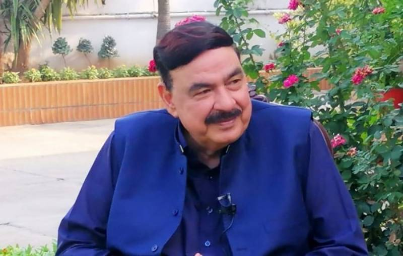 Sheikh Rasheed Big Statement