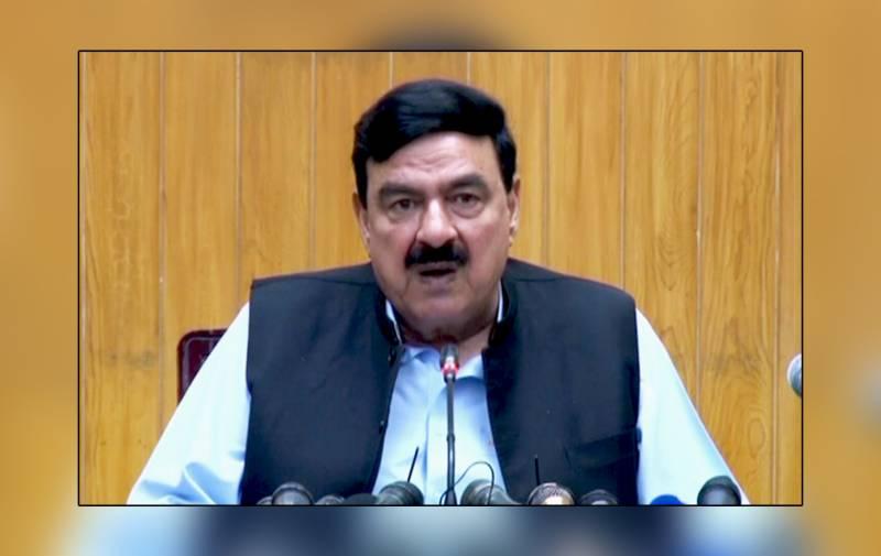 وزیراعظم عمران خان استعفیٰ نہیں دیں گے،وزیر داخلہ شیخ رشید