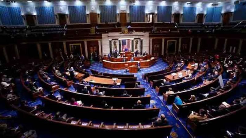 امریکی کانگریس نے جوبائیڈن کی کامیابی کی توثیق کر دی
