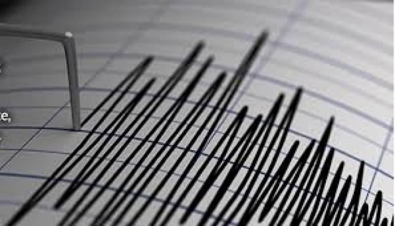 لاہور میں زلزلے کے شدید جھٹکے، شدت پانچ اعشاریہ ایک ریکارڈ