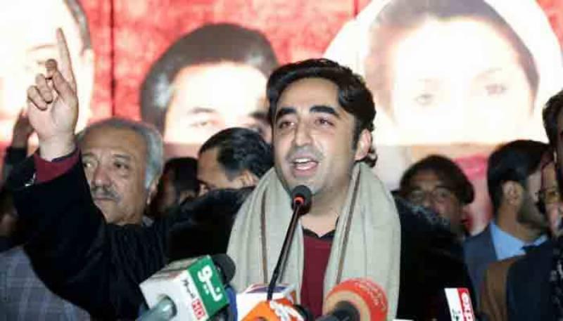 وزیراعظم نے ثابت کر دیا نئے پاکستان میں جینا مہنگا اور خون سستا ہے، بلاول بھٹو