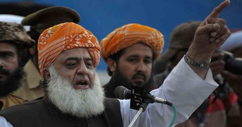 ملک میں جمہوریت اور آئین کو پامال کیا جا رہا ہے، مولانا فضل الرحمان