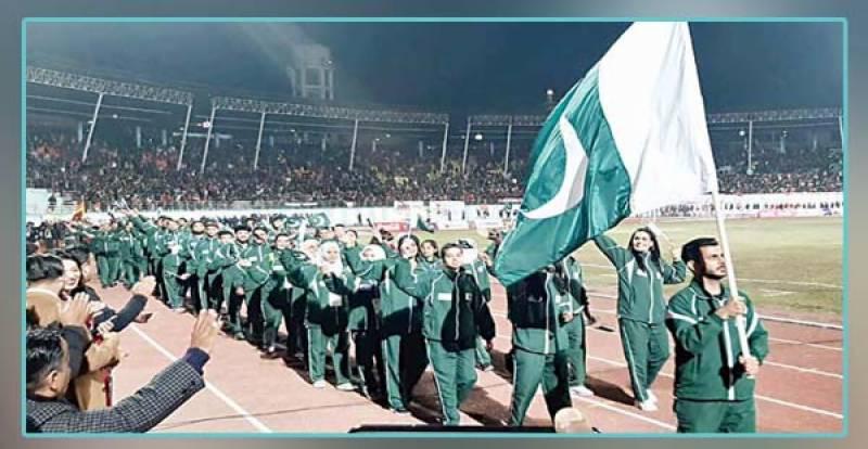 ساؤتھ ایشین گیمز کی میزبانی پاکستان کرے گا
