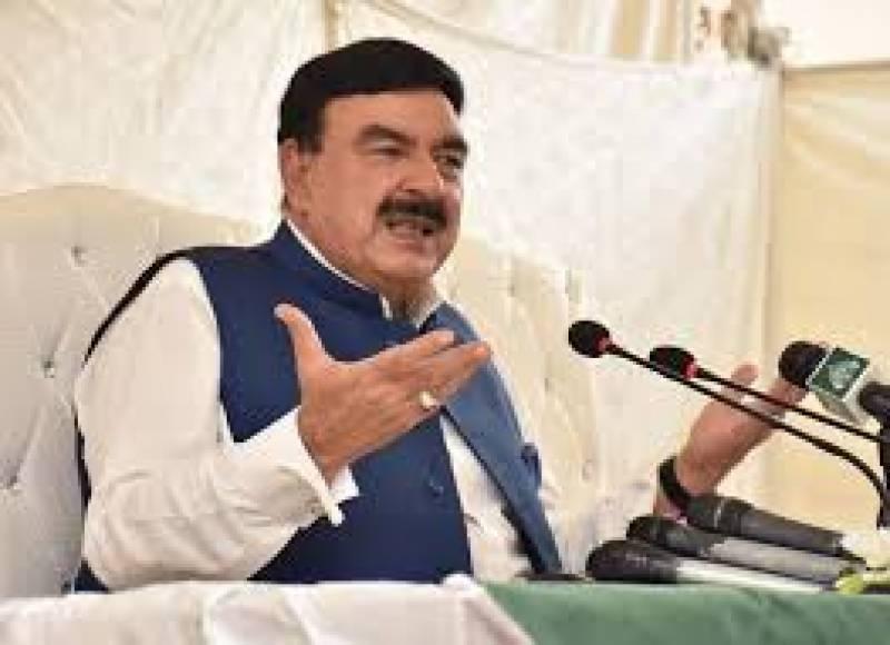 عمران خان اپوزیشن کو این آر او نہیں دے گا، شیخ رشید