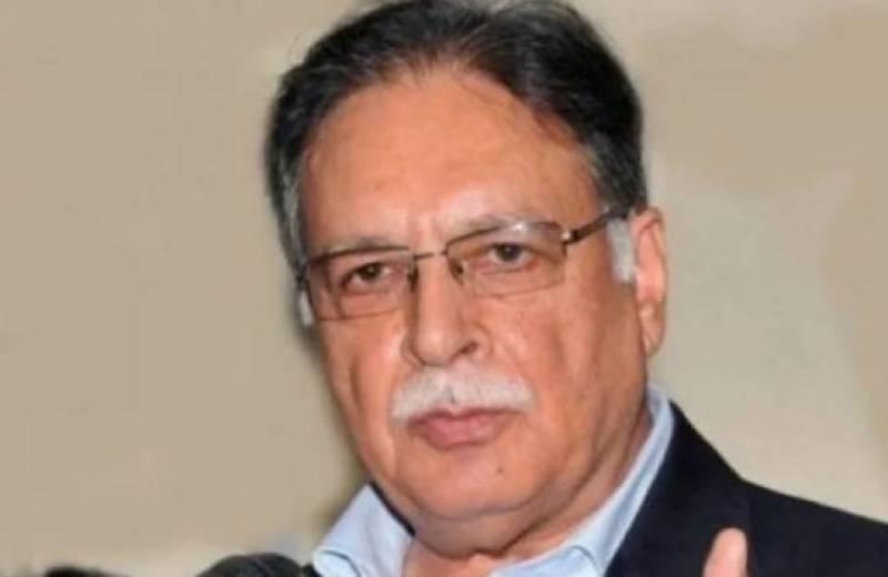 ن لیگ رہنما پرویز رشید کا حکومت کو چیلنج