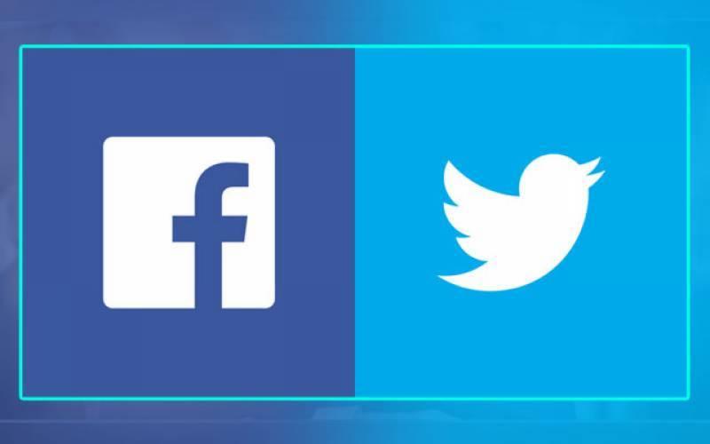 ڈونلڈٹرمپ کے فیس بک اور ٹویٹر اکاؤنٹس کی بندش سے 51بلین ڈالر کا نقصان