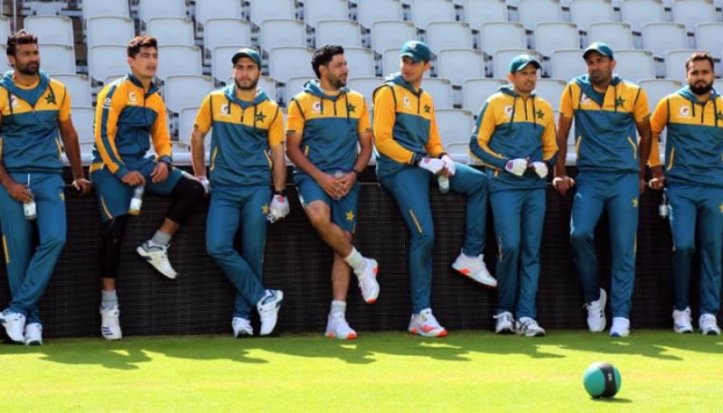 Pakistan Cricket Team 2021