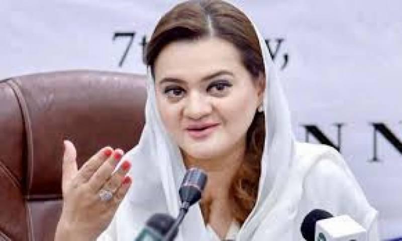 حکومت کی وجہ سے پاکستان کی جگ ہنسائی ہورہی ہے ، مریم اورنگزیب