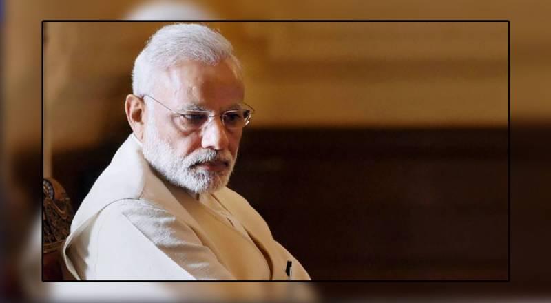 بھارت کی سفارتی محاذ پر بڑی رسوائی