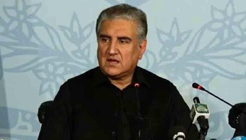 امید ہے نئی آنیوالی امریکی انتظامیہ مسئلہ کشمیر پر اپنا کردار ادا کریگی، وزیر خارجہ