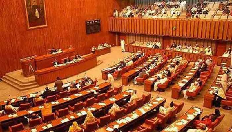 الیکشن کمیشن کی سینیٹ الیکشن اوپن بیلٹ سے کرانے کی مخالفت