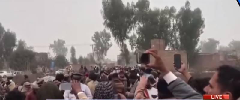 Pakistan Janaza, Funeral