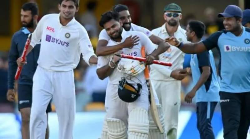 آسٹریلیا کو چوتھے ٹیسٹ میں شکست ، سیریز بھارت کے نام