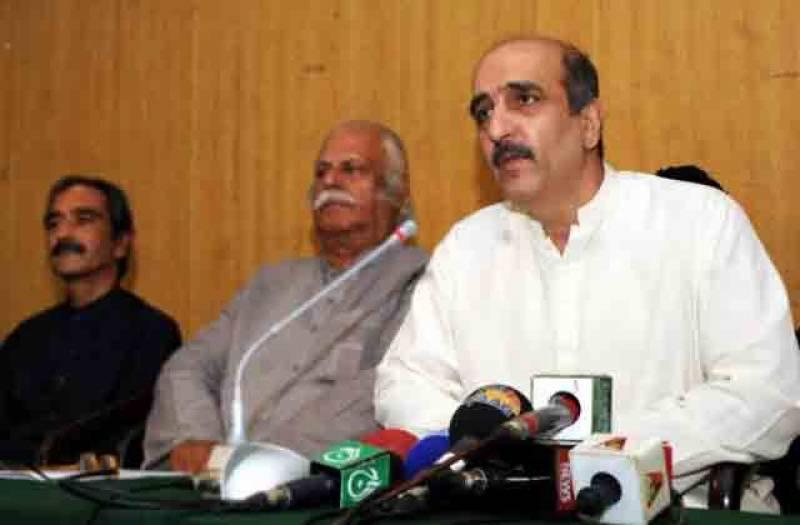 تحریک انصاف فارن فنڈنگ کیس، اکبر ایس بابر کا اسکروٹنی کمیٹی پر عدم اعتماد
