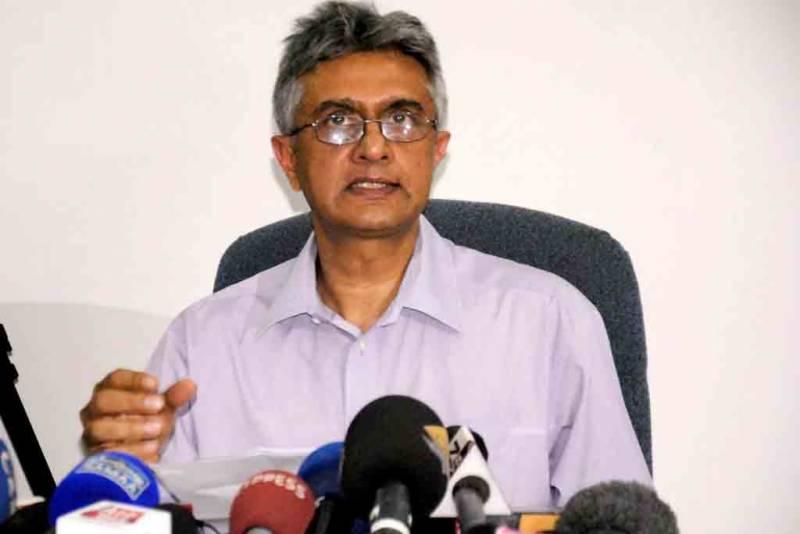 وبا کی ویکسین کی دس لاکھ خوراکیں مارچ تک دستیاب ہوں گی، ڈاکٹر فیصل سلطان