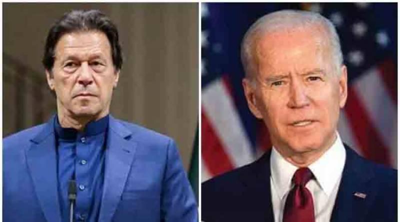 پاکستان امریکا کے ساتھ مضبوط تعلقات کا خواہاں ہے، وزیراعظم عمران خان