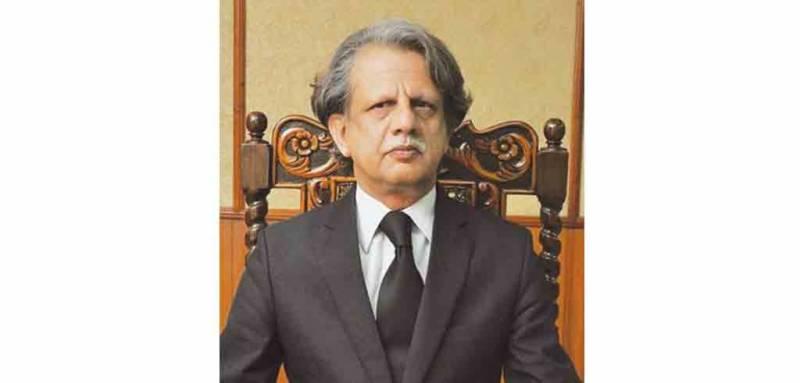براڈ شیٹ انکوائری کمیٹی کے سربراہ جسٹس (ر) عظمت سعید مقرر