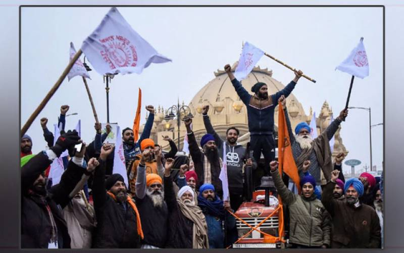 Farmers' protests, India, tractor march, Republic Day, PM Modi